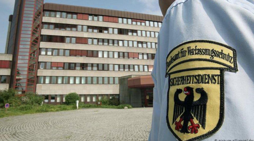 Deutsche Spione überwachen nun die Anti-Lockdown-Aktivisten wegen Verdachts auf Aufruhr